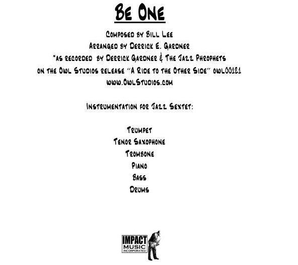 Be One***