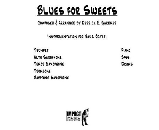 Blues For Sweets**