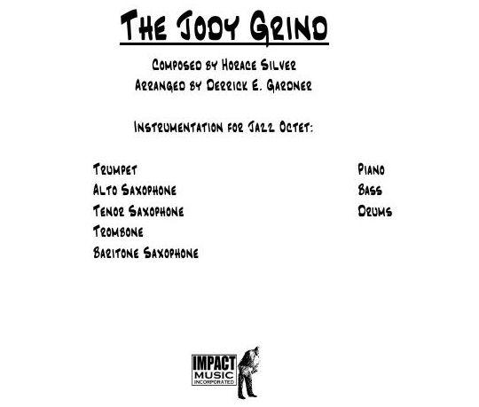 The Jody Grind**