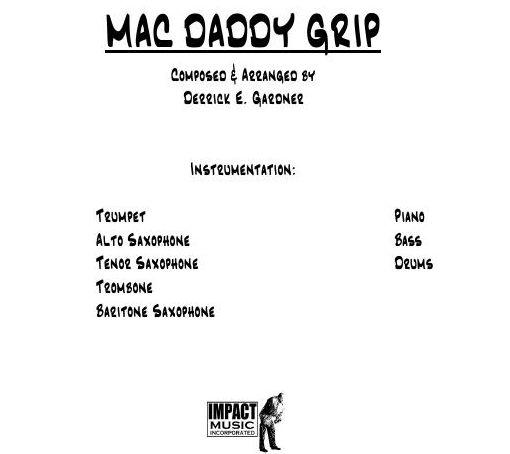 Mac Daddy Grip****