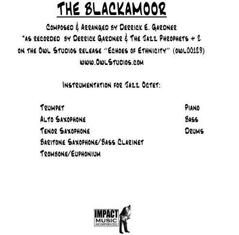 The Blackamoor*****