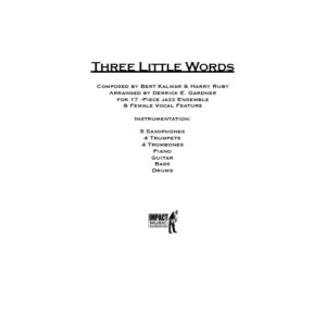 Three Little Words***